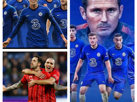 Chelsea vs Southampton:check out their past meeting since 2016 and their predicted lineups