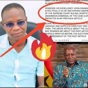 Mallam Sham Una Speaks Up With New Revelation After Supreme Court Dismissed John Mahama's Petition