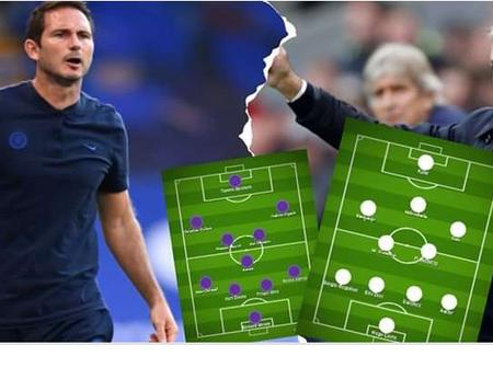 Blues Vs Spurs: Checkout the best possible lineups as Mourinho and Lampard battle it out for the top