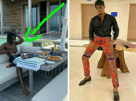 After BBNaija's Neo Comments 'Life Is Eazi' On Mr. Eazi's New Post, Checkout His Reply To Him