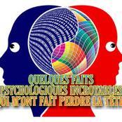 Les 34 faits psychologiques incroyables qui vont vous faire perdre la tête