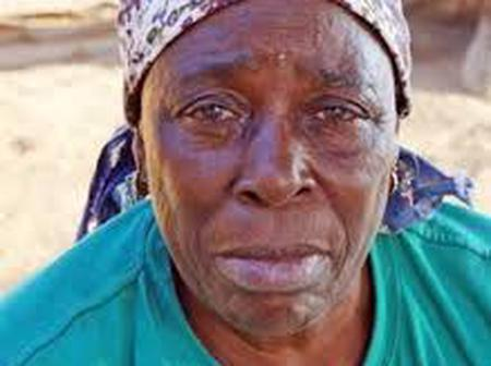 Opinion:The old age suffer for their sassa money