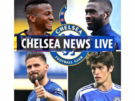 Chelsea news: Updates on Piazon, Giroud, Rice, Lampard, Tomori and others
