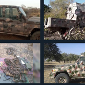 Again, Boko Haram Insurgents Kill Nigerian Soldiers, Capture Powerful Military Equipments