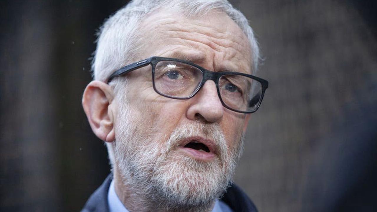 Jeremy Corbyn under investigation by Parliament watchdog