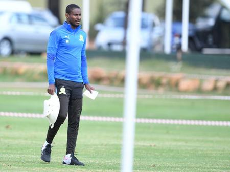 Rulani Mokwena: Coach Mosimane wouldn't want to Face Downs because