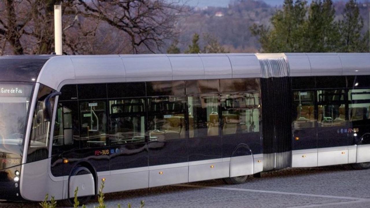 Landkreis Gießen bekommt zwei Wasserstoffbusse