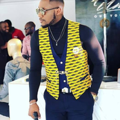 30 Executive Ankara Designs For African Men