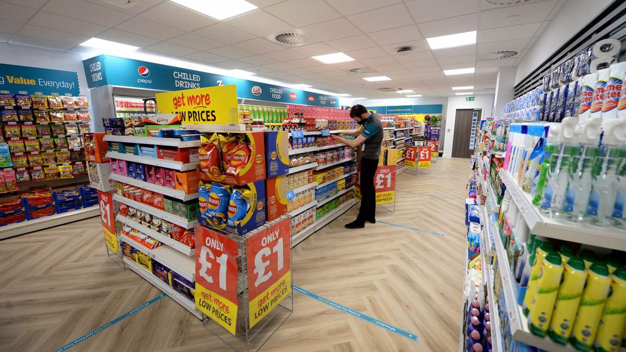 Poundland launches convenience stores