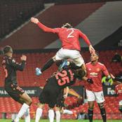 Man Utd's Fans Praise Star Player