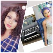 Yoruba Actress Joke Jigan Congratulate Her God-daughter Who Just Bought A Brand New Car