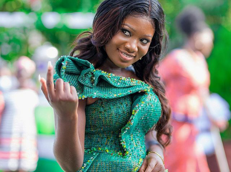 30 Beautiful Kente Styles For Your Traditional Wedding and Other Occasions