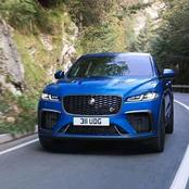 The New Jaguar F Pace SVR Is More Powerful Than The Mercedes Benz G-63- [OPINION]