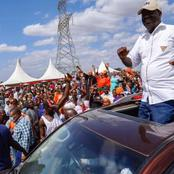 Former Prime Minister Raila Odinga Praised For His Big Heart After He Tweeted This.