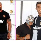 Wwe Vs Soccer : Top Six Famous Wwe Superstars And The Football Clubs They Support. (Details Below)