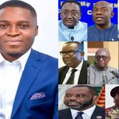 Edem 'Punches' Holes In The Passed And Rejected List By The Appointment committee Of Parliament
