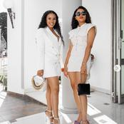 Famous influencer Kefilwe Mabote caused commotion and frenzy with her recent stunning pictures.