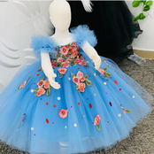 These Beautiful Ball Gown Styles Will Look Gorgeous On Your Daughters
