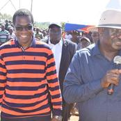 Jubilee MP Supporting a UDA Candidate is Not Democracy, ODM MP Claims(Video)