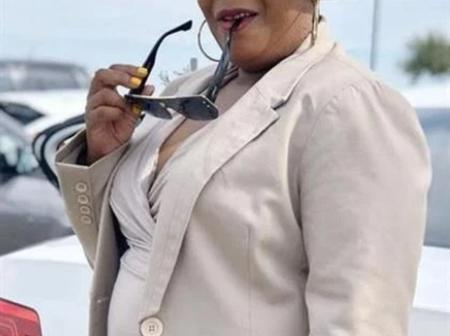 Isibaya's Lillian; Linda Sebezo is excited to be joining a new show in April