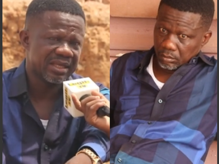 Man Narrates In Tears, How Enugu State Government Destroyed His N700 Million Apartment In 15 Hours.