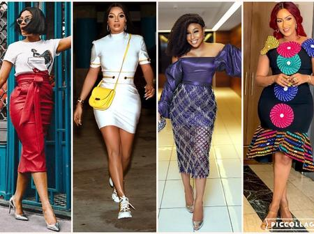 Breath-Taking Celebrity Fashion Looks From The Previous Week (Photos)