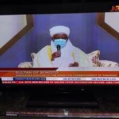 Sultan Of Sokoto Announces The Sighting Of Ramadan Crescent Moon