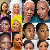 35 Photos Of Before And After Make-up Of Females That Will Leave You Amazed