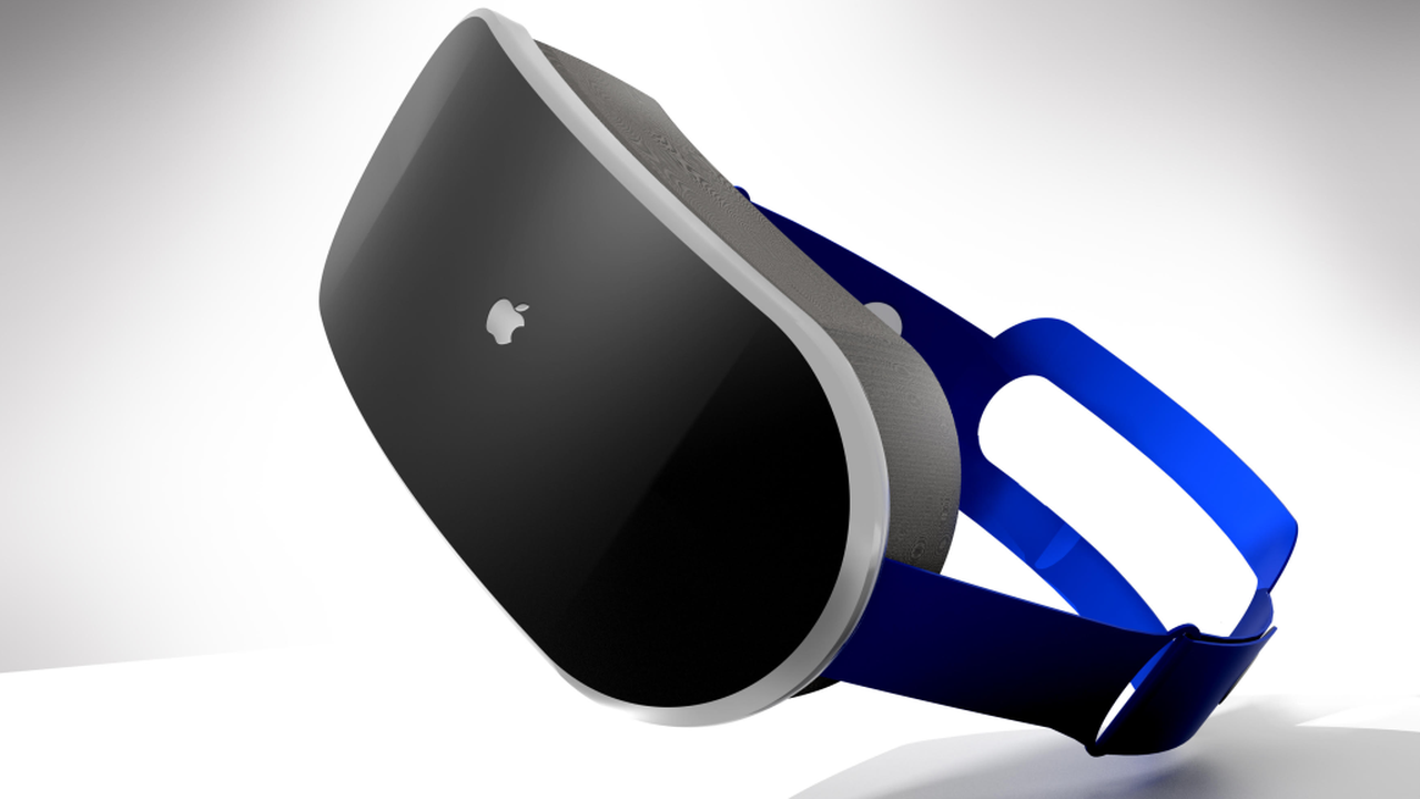 Apple VR headset could use your fingers as 3D controllers — here's how