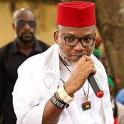 Nnamdi Kanu Breaks Silence, Read What He Told Igbo Youths To Do About Ebubeagu Security Outfit