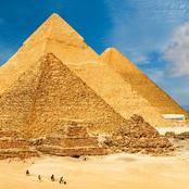 Real, Undisputable facts About The Great Pyramids in Egypt