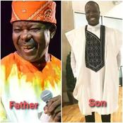 Meet The Son of King Sunny Ade Who Is Also An Entertainer