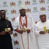 Jubilation As Ooni Of Ife Unveils Covid-19 Cure (Photos)