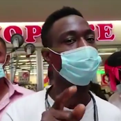 Shoprite employees in Lagos, Kwara and Abia State partake in a protest against their employer(Video)