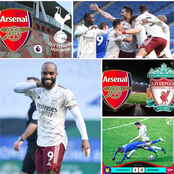 See Arsenal's Next 5 EPL Matches That Could See Them Climb Up To The Top 4 On The EPL Table