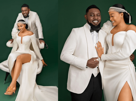Kate Henshaw, Toke Makinwa And Other Celebrities Join AY Makun As He Mark 12th Wedding Anniversary