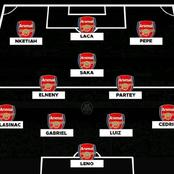 How Arsenal Could Lineup In Their Next Premier League Match