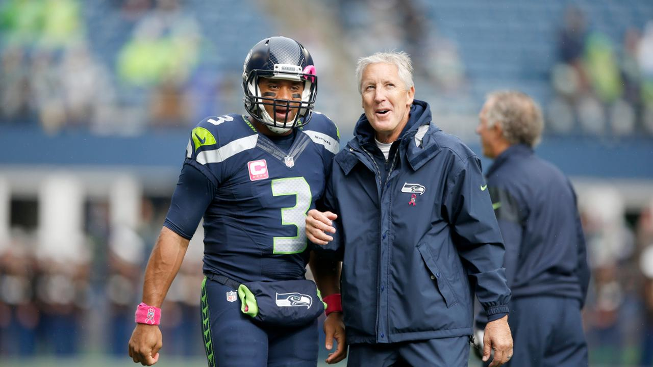Here is the latest in the drama between Russell Wilson, Seahawks