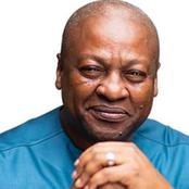 Trending- John Mahama seizes people's attention with his latest post