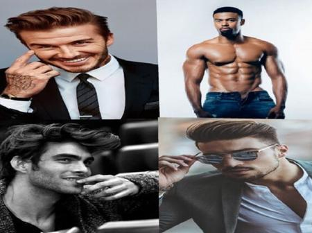 Top 5 Countries With the World's Most Handsome Men