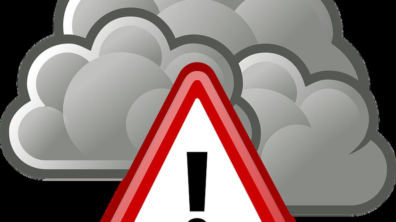 Region: Wetterwarnung - Ab Donnerstagnachmittag steigende Gewittergefahr - vereinzelt Unwetter möglich