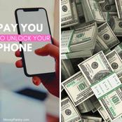 Check Out How You Can Make Money By Unlocking Your Smartphone.