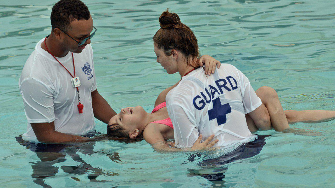 Hawaiin Falls to host 12th annual World's Largest Swimming Lesson