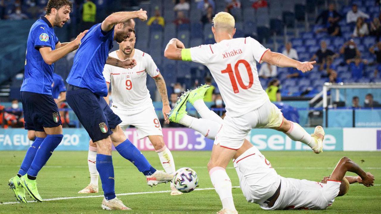 Euro 2020 – Verrückte 7 Minuten von Rom und ein doppelter Locatelli