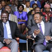 Kenyans Thrown Into Suspense After Uhuru's Ally Meets UDA's Candidate For Machakos By-election