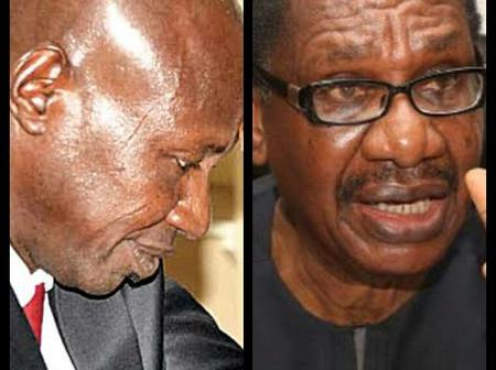 Why Is Itse Sagay Speaking Against The Facts Of Law On Magu?