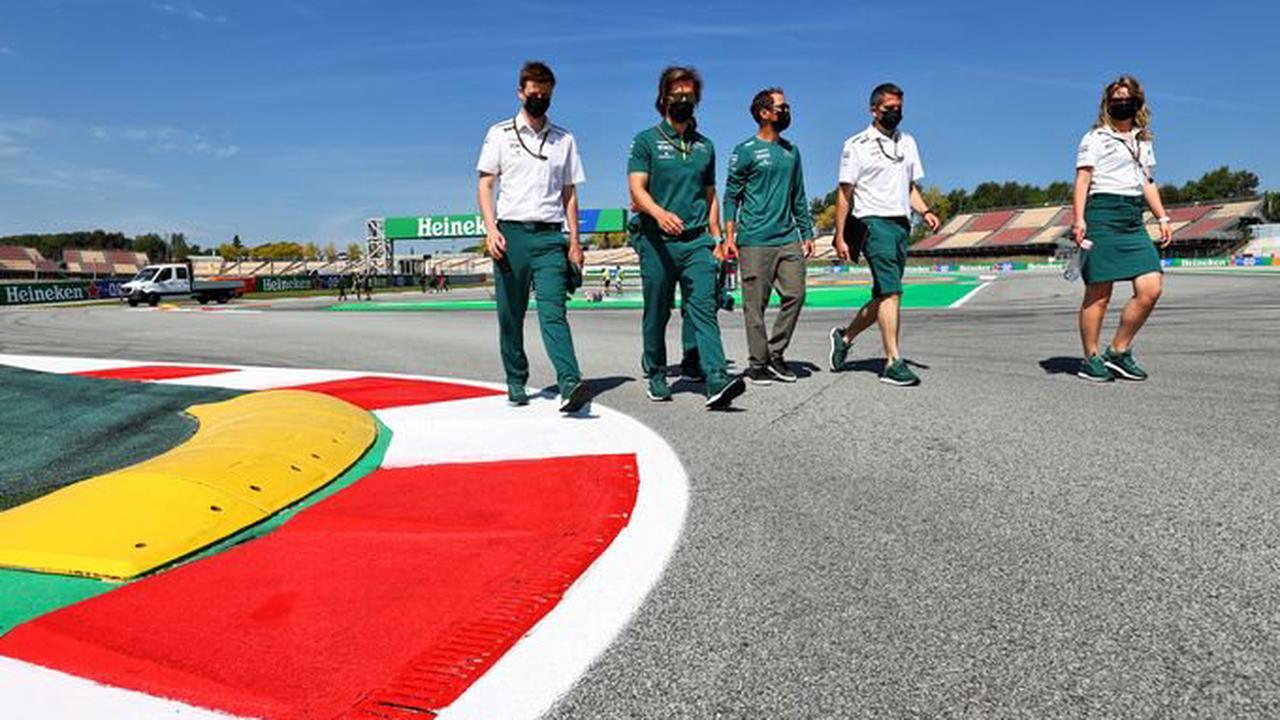 Vettel admet de la déception suite à son passage chez Aston Martin F1