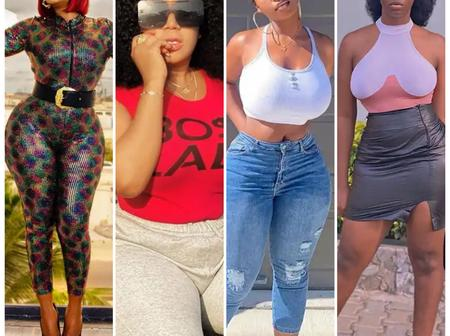 Meet 4 Unmarried Nigerian Celebrities That Every Man Will Want To Marry (Photos)
