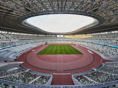 Check out top five(5) biggest stadium in Africa (see photos)