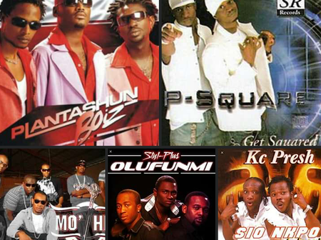 If You Are To Bring Back One Of These Groups, Which Group Will You Bring Back
